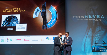 TM1000 Progressive Traction® Wins Best Agricultural Tyre for 2019